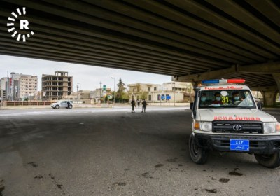 Erbil streets on lockdown to prevent spread of coronavirus. March 14, 2020. Photos by Bilind T. Abdullah13