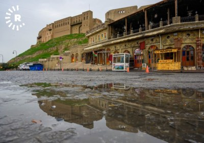 Erbil streets on lockdown to prevent spread of coronavirus. March 14, 2020. Photos by Bilind T. Abdullah20
