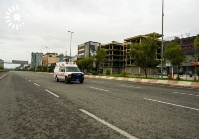 Erbil streets on lockdown to prevent spread of coronavirus. March 14, 2020. Photos by Bilind T. Abdullah7
