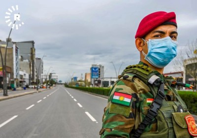 Erbil streets on lockdown to prevent spread of coronavirus. March 14, 2020. Photos by Bilind T. Abdullah8